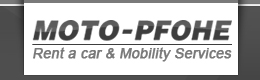 Moto Pfohe - Rent A Car